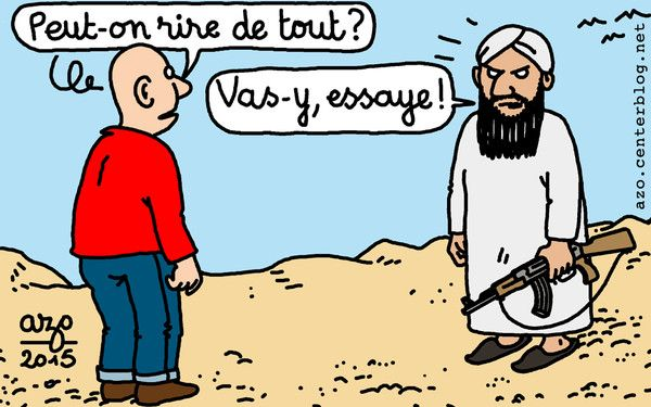 Rire…