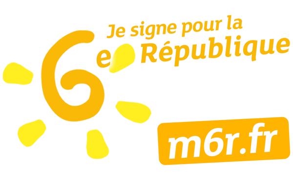 Je signe pour la 6e République !