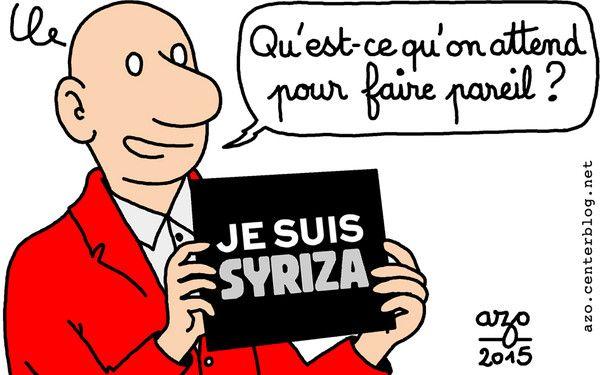 Syriza sur le gâteau…