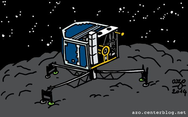 Mission Rosetta…