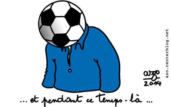 Rien à foot…