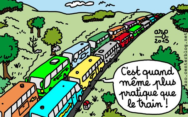 Transports Macron…