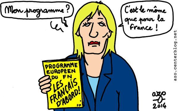 Europe et haine…